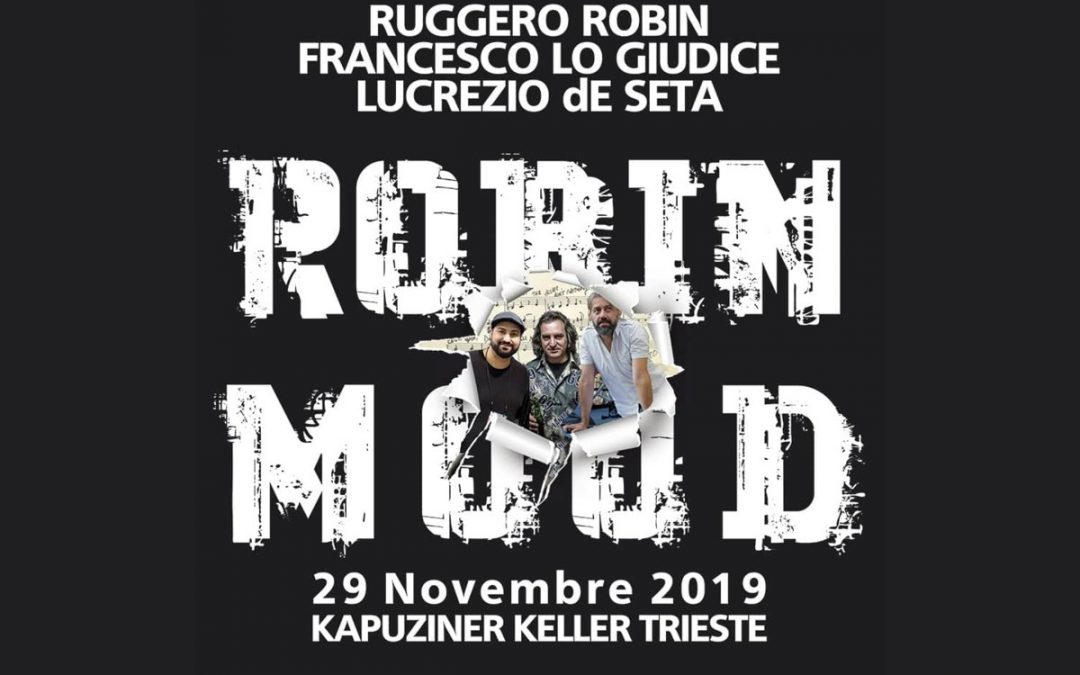 Cena e musica con i ROBIN MOOD
