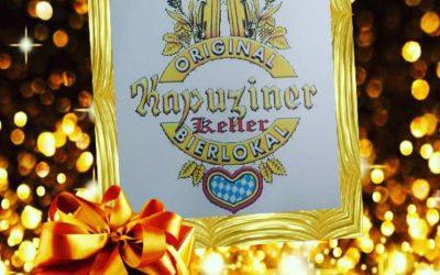 Capodanno al Kapuziner Keller